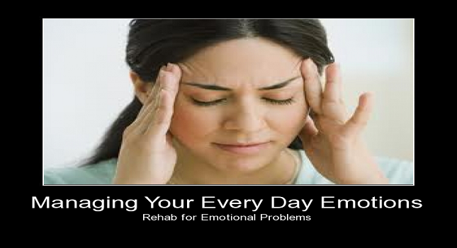 Rehab for Emotional Problems